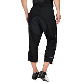 VAUDE Drop 3/4 Pants Herren black